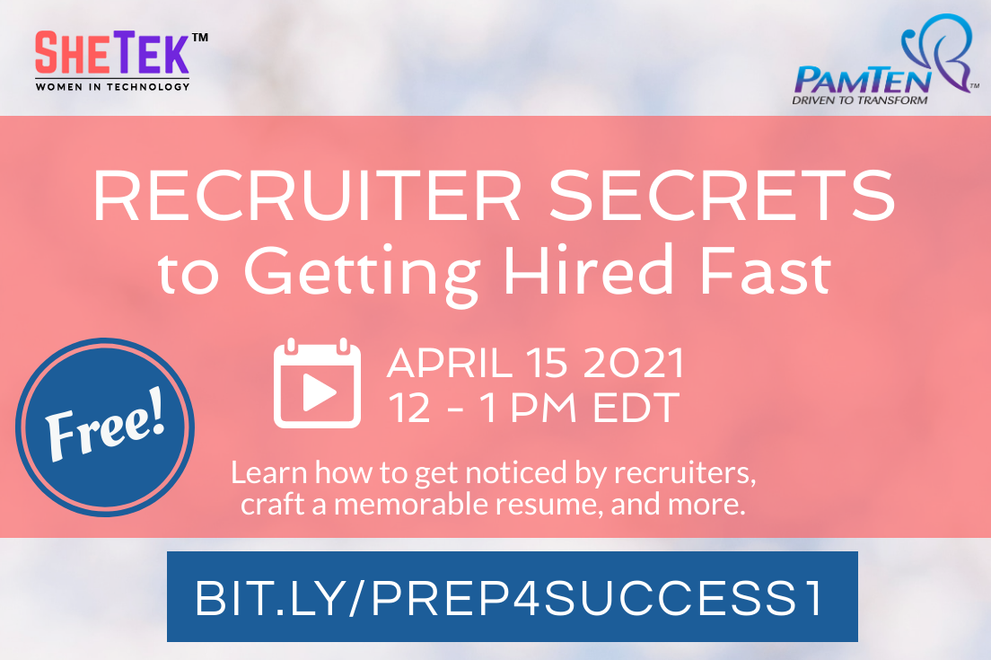 Recruiter Secrets to Getting Hired Fast