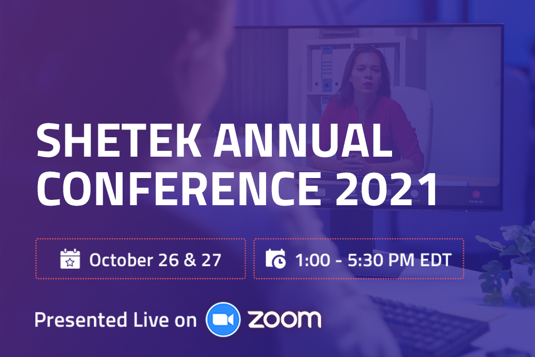 SheTek Annual Conference Banner