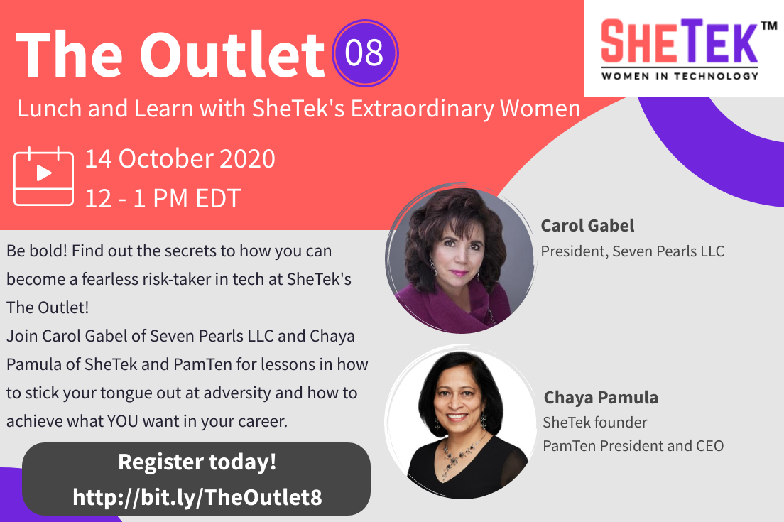The Outlet Episode 8: Lunch and Learn with SheTek's Extraordinary Women