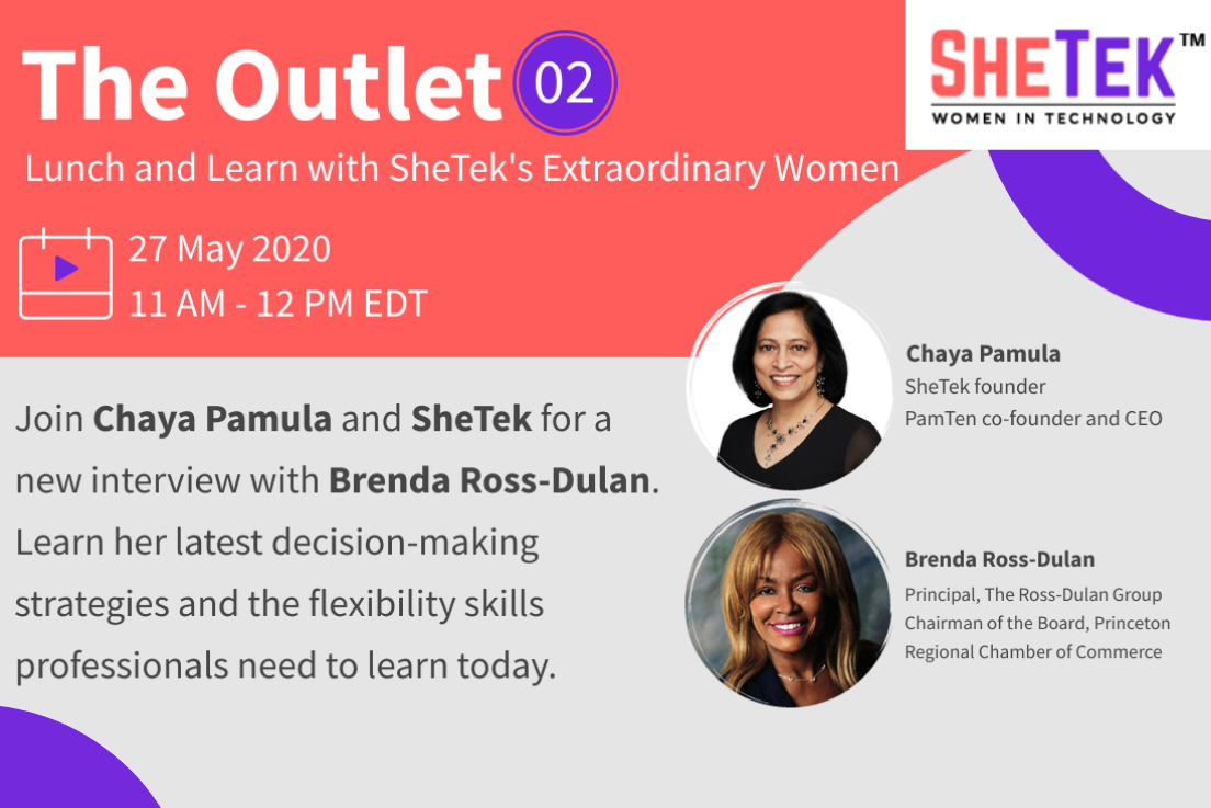 The Outlet Episode 2: Lunch & Learn with SheTek's Extraordinary Women