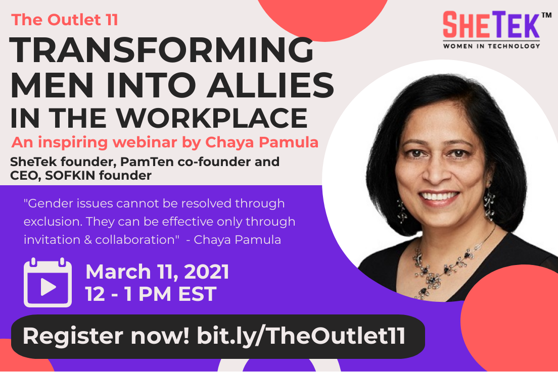 The Outlet 11: Transforming Men Into Allies in the Workplace