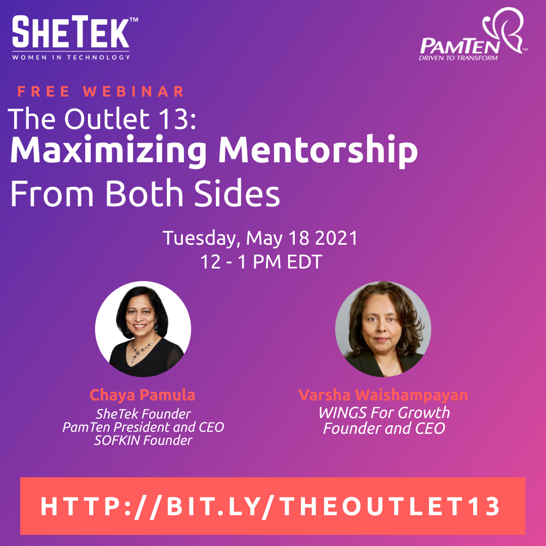 The Outlet 13: Maximizing Mentorship From Both Sides