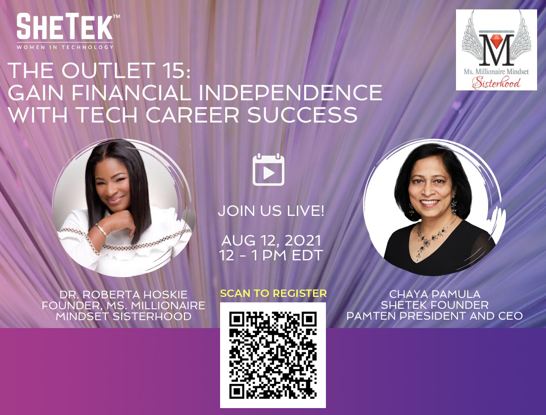 The Outlet 15: Gain Financial Independence with Tech Career Success