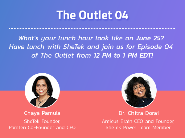 The Outlet Episode 4: Lunch & Learn with SheTek's Extraordinary Women