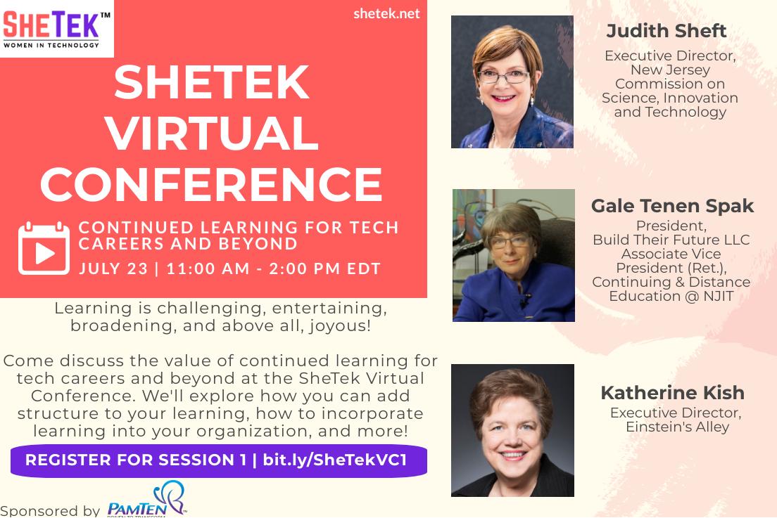 Shetek Virtual Conference Session 1