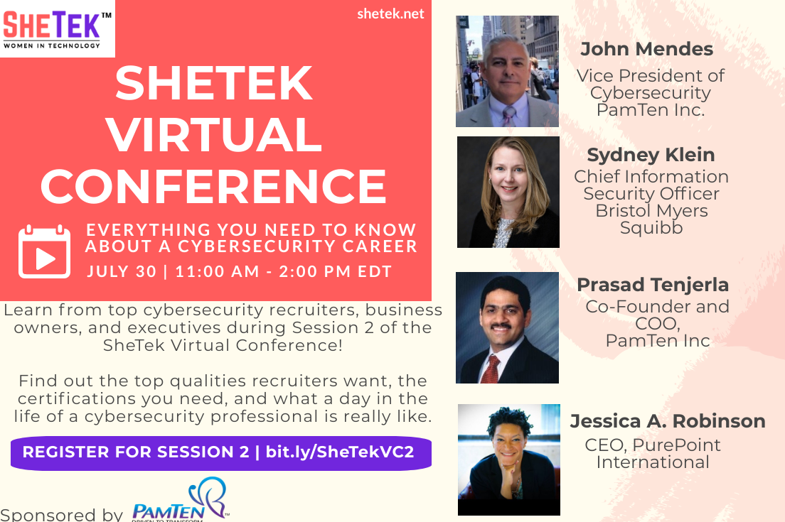 Shetek Virtual Conference Session 2