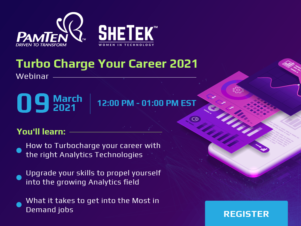 Turbo-Charge Your Career 2021