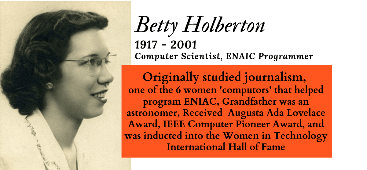 Betty Holberton