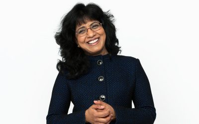 MEET THE POWER TEAM – DR. CHITRA DORAI